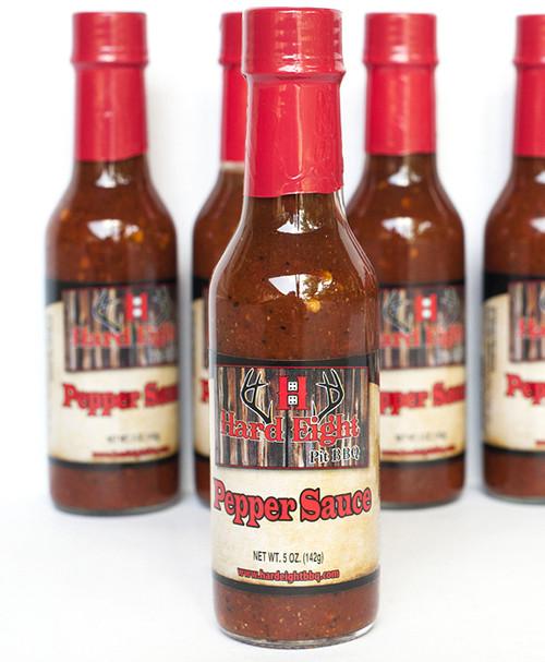 Hard Eight Pepper Sauce - Case of 12