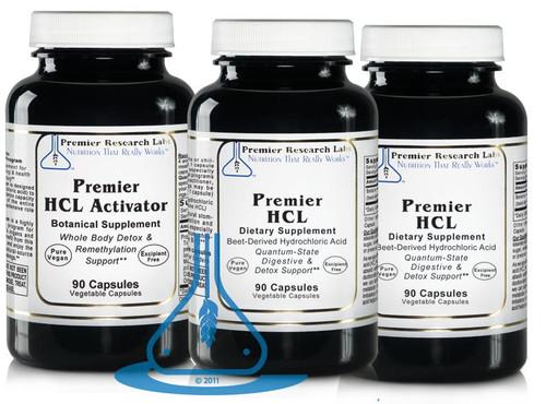 The HCL Detox Kit