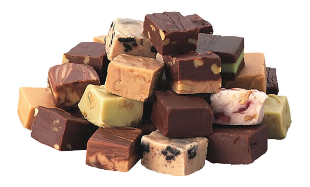 Fudge Flavor Assortment