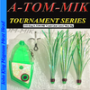 """010-King/A-TOM-MIK """"Crush Glow Green"""" Meat Rig"""