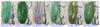 (6ct) Tournament Series Shred (Non-glow) w/Plano