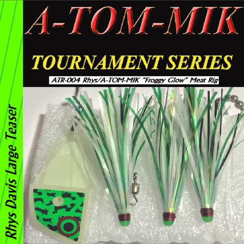 "ATR-004 Rhys/A-TOM-MIK ""Froggy Glow"" Meat Rig"