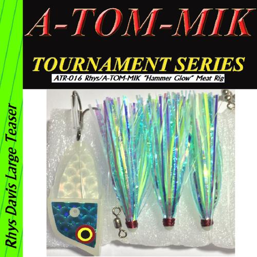"""ATR-016 Rhys/A-TOM-MIK """"Hammer Glow"""" Meat Rig"""