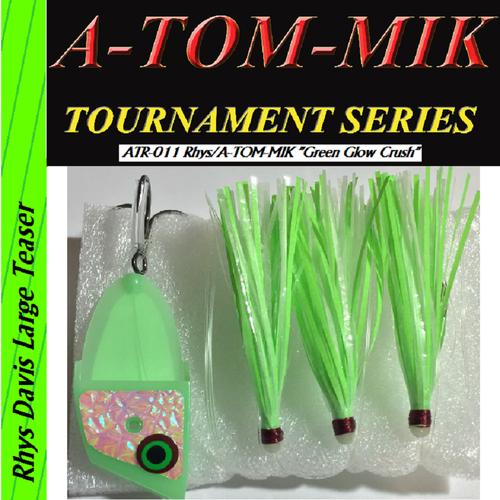 """ATR-011 Rhys/A-TOM-MIK """"Green Glow Crush"""" Meat Rig"""