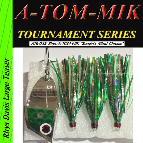 "ATR-035 Rhys/A-TOM-MIK ""Songin's 42nd Chrome"" Meat Rig"