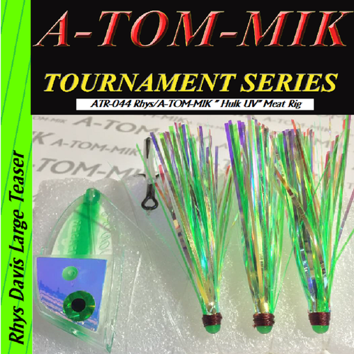 "ATR-044 Rhys/A-TOM-MIK ""Hulk UV"" Meat Rig"