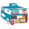 DYMO DURABLE LW450 LABEL SHIPPING WHITE  25MM X 89MM ROLL OF 700