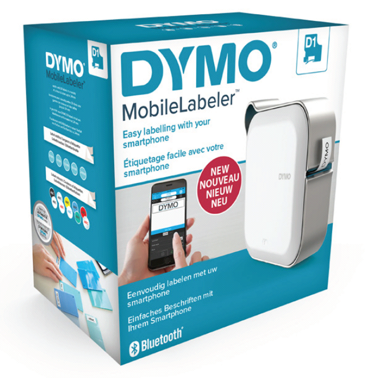 Dymo Mobile Labeller Mobilelabel - Lastest from Dymo @ DymoOnline