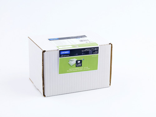BULK DYMO 99010 / S0722360 LABELWRITER STANDARD ADDRESS LABELS 28 X 89MM (CARTON OF 24 ROLLS)