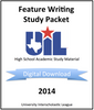 Feature Writing 2014