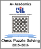 A+ Chess Puzzle Tests from 2015-16