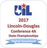 2017 Lincoln-Douglas 4A Finals