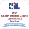 2014 LD Debate 1A Finals