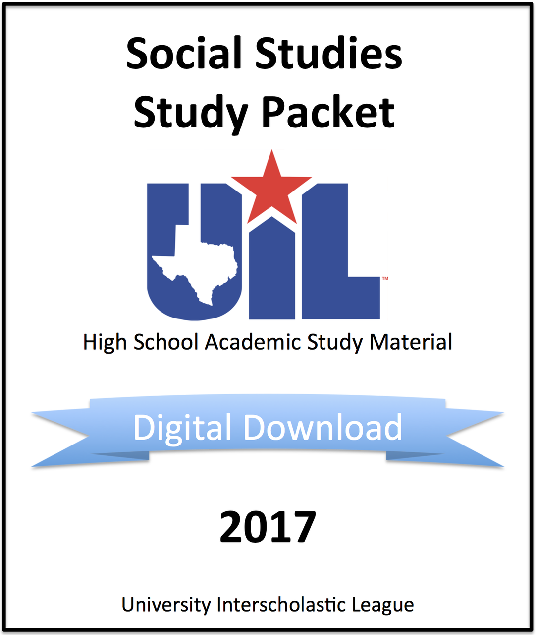 social studies 2017 uil online store rh store uiltexas org Social Studies Study Guide PDF Social Studies Study Guide Answers