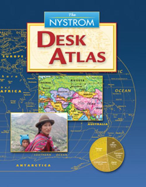 Nystrom Desk Atlas (Grades 5-8) (30 Copies)