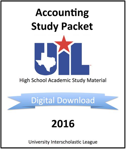 Accounting 2016