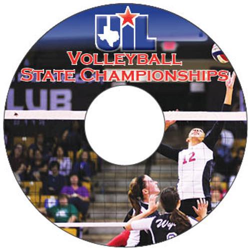 2011-12 Volleyball Tournament DVD