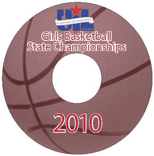2009-10 Girls Basketball Tournament DVD