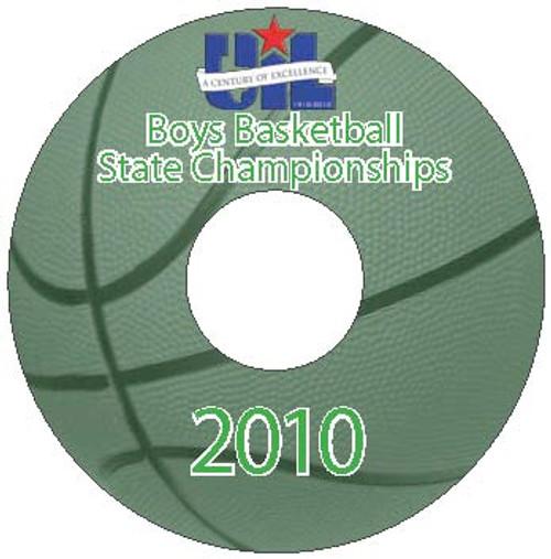 2009-10 Boys Basketball Tournament DVD