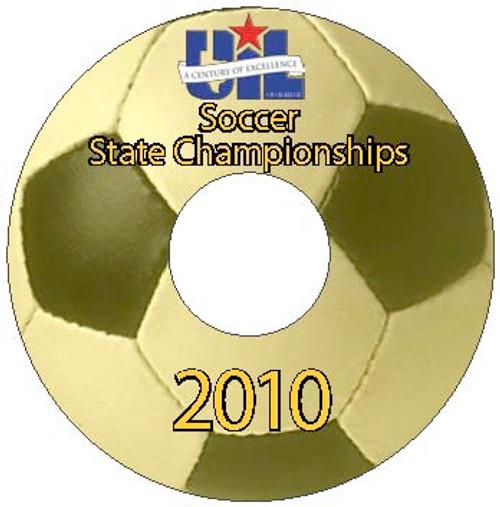 2009-10 Girls Soccer DVD