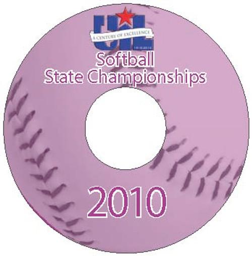 2009-10 Softball DVD
