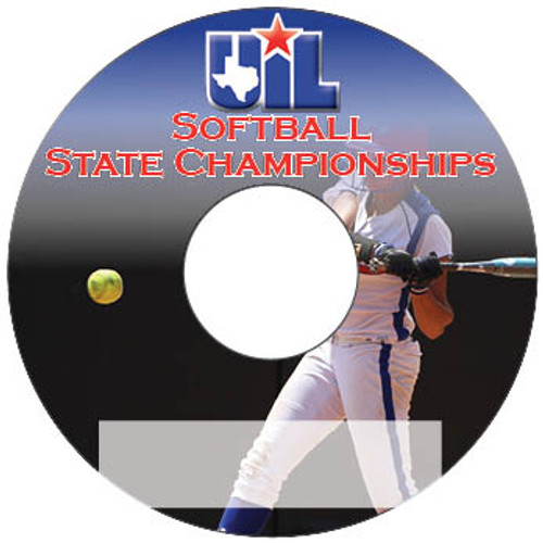 2011-12 Softball DVD