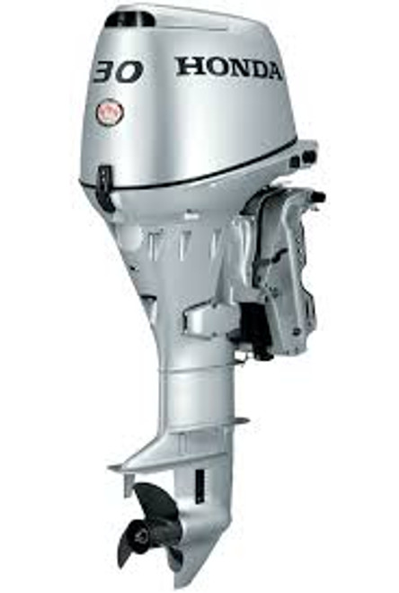 Honda BF30  4 Stroke Outboard - bare motor price, click for rigging and fitting prices