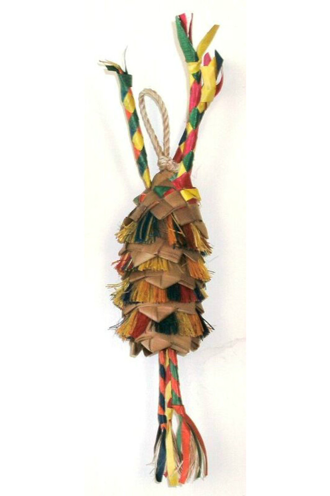 5 Layer Toy with Tassels