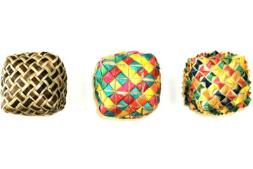 Woven Square Foot Toy