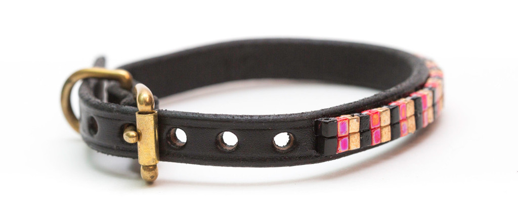 Red Baron Pet Collar