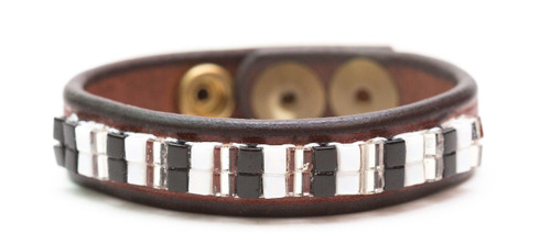 Tuxedo Bracelet