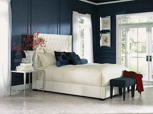 14929* Upholstered Bed
