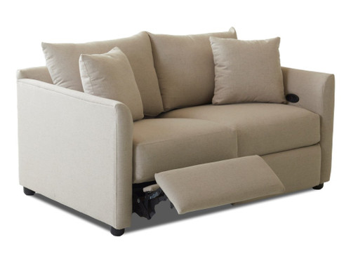 Amanda Power Hybrid Loveseat