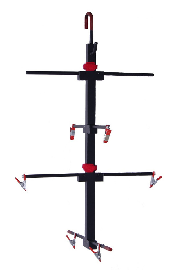 Sports Equipment Tree - Black