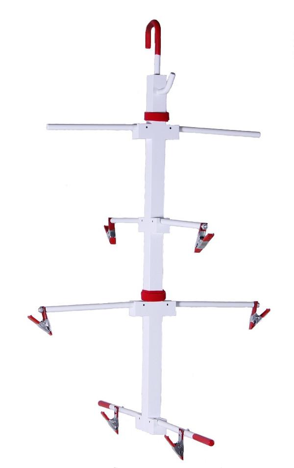 Sports Equipment Tree - White