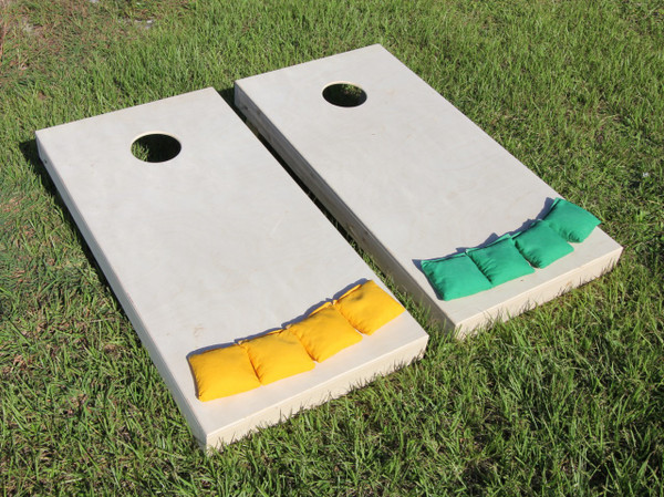 Standard Series Cornhole Boards - Unfinished