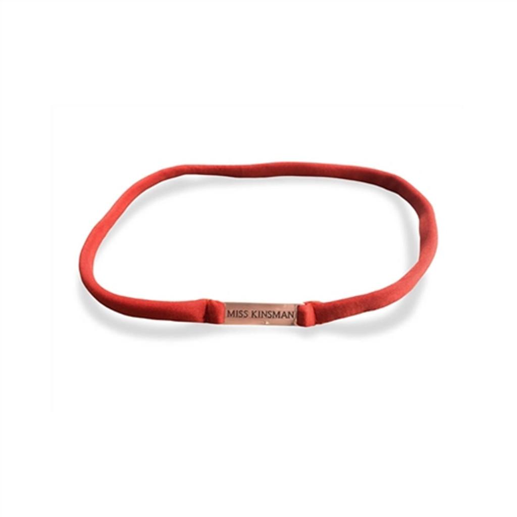 Kinsman Kini Bands Siren Headband - Poppy Solid