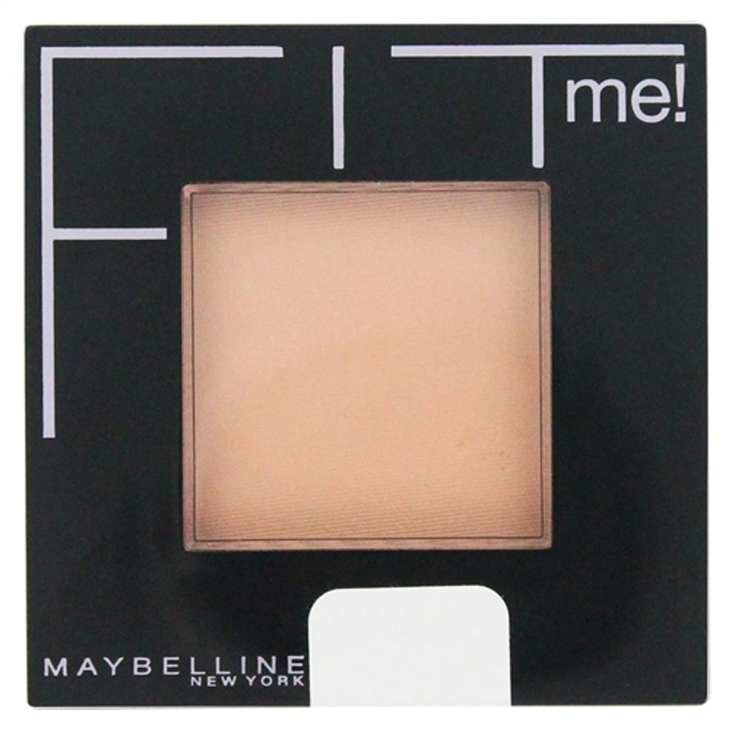 Maybelline Fit Me Pressed Powder - Honey Beige 320