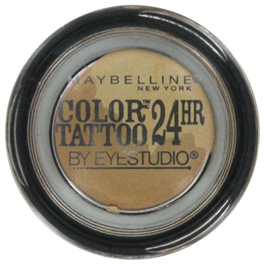 Maybelline Color Tattoo Eyeshadow - Shady Shores 25