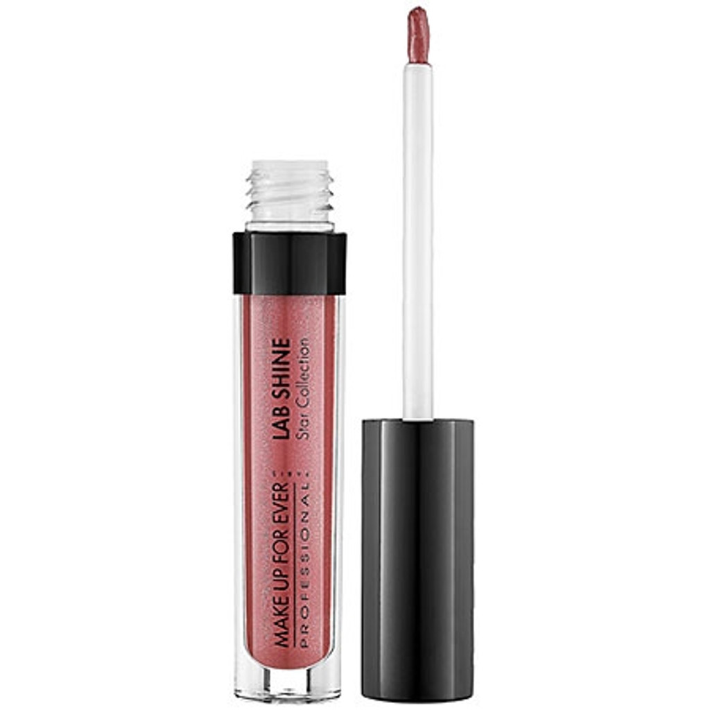 Make Up For Ever Lab Shine Lip Gloss - Pearly Caramel S10
