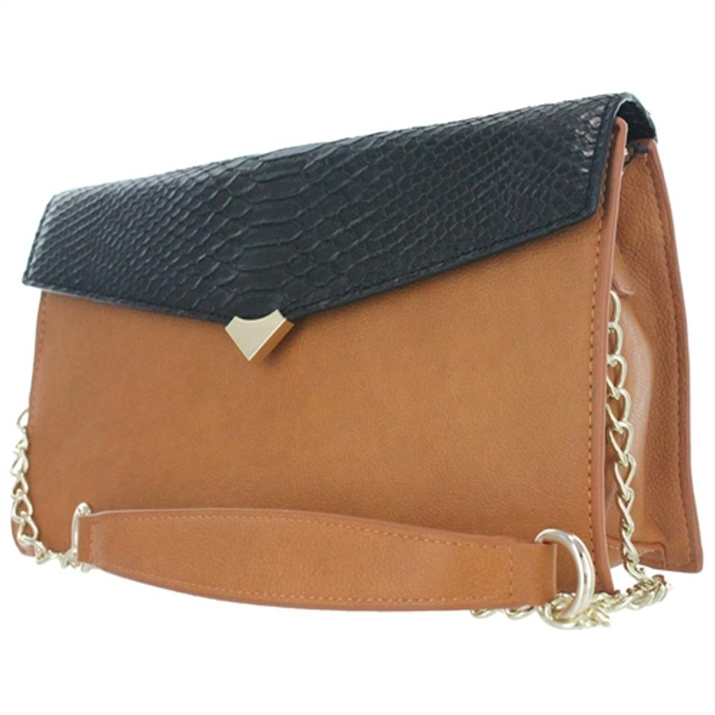 Pixie Mood Faye Bag with 4 Interchangeable Flaps