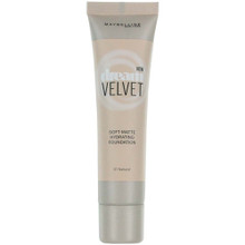 Maybelline Dream Velvet Soft-Matte Foundation - Natural 01