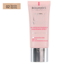 Bourjois City Radiance Skin Protecting Foundation - Vanilla 02