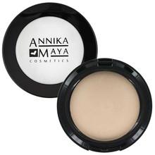 Annika Maya Baked Hydrating Powder Foundation - Medium