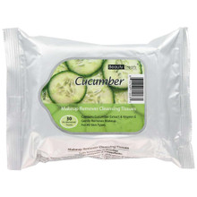Beauty Treats Makeup Remover Cleansing Tissues - Cucumber