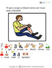Wearing A BandAid: Pages 9: Social Story