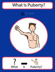 What Is Puberty? Social Story (Boys  Version): Pages 15