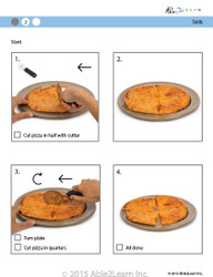 Cooking Skills - How to Cut Pizza