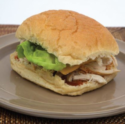 Chicken with Cheese & Lettuce Sandwich Visual  Recipe  & Comprehension Sheets: 27 Pages
