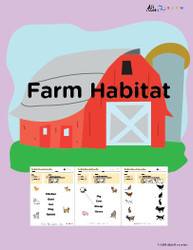 Learn About Habitats: Farm:  PAGES 67